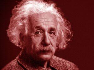 Albert Einstein fizyk ciekawostki informacje cytaty życiorys