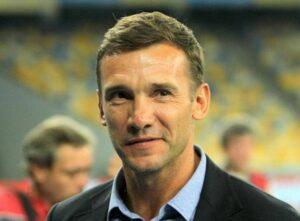 Andrij Szewczenko ciekawostki Ukraina piłkarz