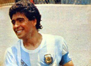 Diego Maradona 1986 życiorys piłka nożna