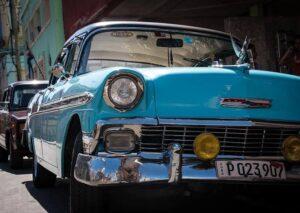 Kuba samochody ciekawostki świat ze świata o świecie