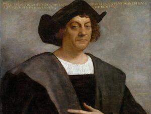 Krzysztof Kolumb wielcy znani słynni najsłynniejsi podróżnicy podróże odkrycia