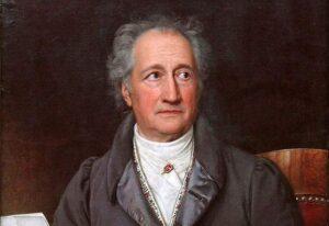 Johann Wolfgang von Goethe ciekawostki cytaty anegdoty