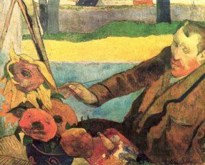 Paul Gaugin Vincent van Gogh ciekawostki anegdoty cytaty