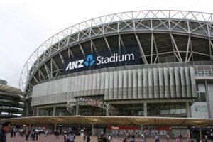 ANZ Stadium stadion Sydney Australia największe stadiony świata