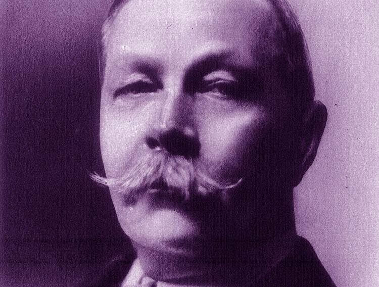 Arthur Conan Doyle pisarz ciekawostki Sherlock Holmes