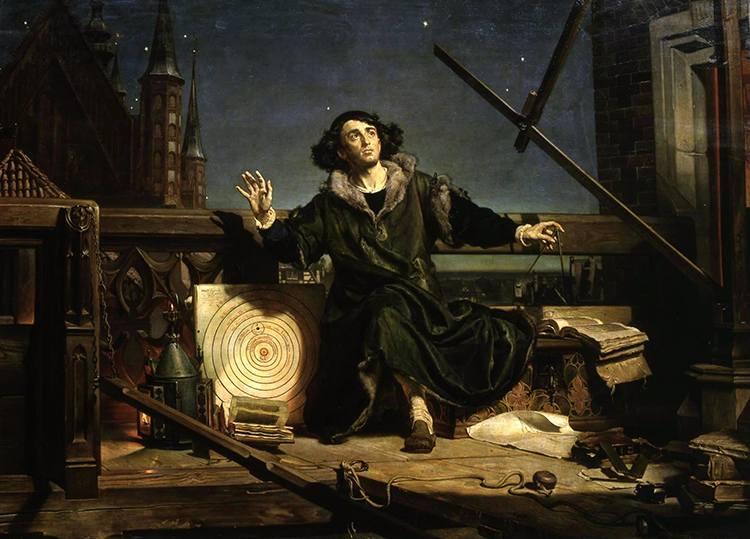 Mikołaj Kopernik Jan Matejko życiorys