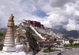 pałac Potala Tybet Chiny ciekawostki informacje