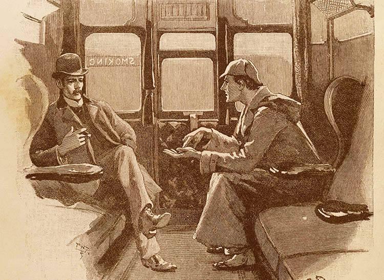 Sherlock Holmes doktor Watson Sidney Paget 1892 ciekawostki