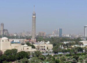 Wieża Kairska ciekawostki Kair Egipt atrakcje