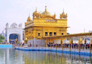 Złota świątynia Amritsar Punjab Indie ciekawostki