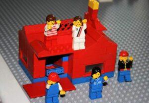 klocki LEGO zabawki ciekawostki