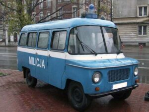 milicja ZOMO dowcipy PRL na wesoło komuna socjalizm