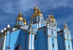 Kijów atrakcje zabytki Ukraina ciekawostki
