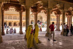 Indie ciekawostki o Indiach atrakcje Jaipur