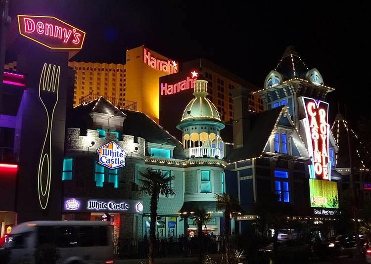 rozrywka w kasynie Las Vegas kasyna