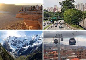 Ameryka Południowa ciekawostki atrakcje